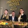 Premium Beach Hotel Kërkon të punësojë Recepsioniste