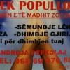 JAM MJEK POPULLOR PER SHERIMIN E SINOZITIT, PARALIZA, SEMUNDJE LEKURE,