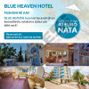 BLUE HEAVEN HOTEL ËSHTË NJË HOTEL MODERN I POZICIONUAR NË QYTETIN E BUKUR TË SARANDËS, NË JUG TË SHQIPËRISË