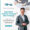 ACCOUNTING / FINANCE Profesionisti Agjencia e Rekrutimit Profesionisti për llogari të një Klienti, është në kërkim të kandidatëve për pozicionin e punës Specialist Import/Export dhe Finance.