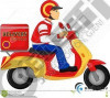 MOTORRIST PER SHPERNDARJE Oferte pune INTEX COURIER  Kerkon te punesoje 20 motorrista per Tiranen.